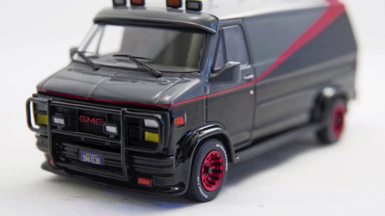 A-Team Vehicle