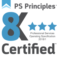PS Principles 8k Certified Logo TM - 3 Stars