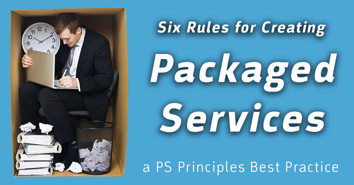 Packaged Services Banner