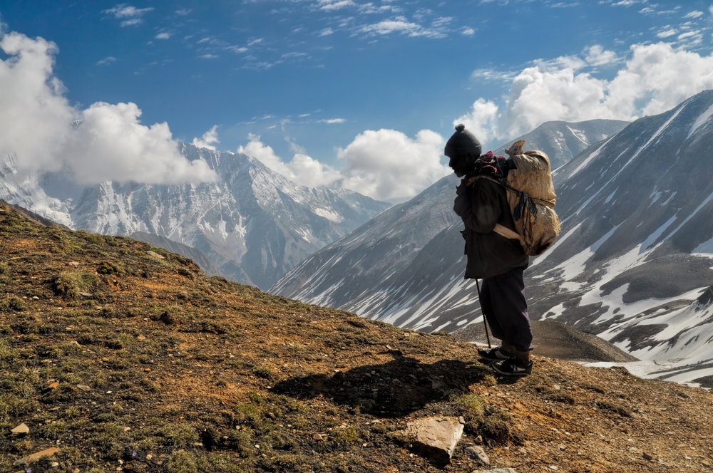 Sherpa Himalayas